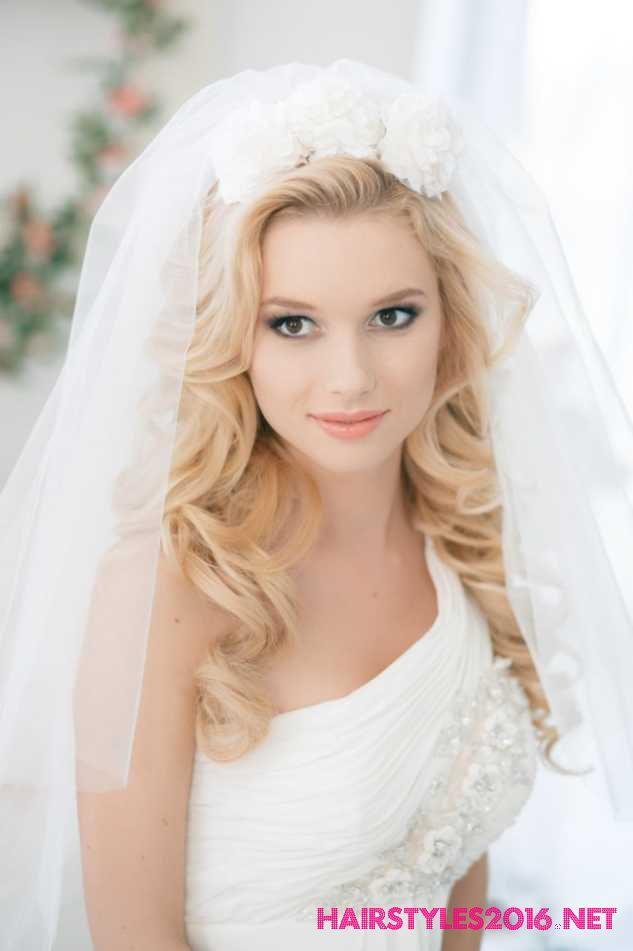 beautiful wedding hairstyles for long hair Wedding Hairstyles 2016 - Bridal Hairstyles #weddinghairstyles #weddinghairstyles2016 #bridalhairstyles #bridalhairstyles2016 #wedding #hairstyles #bridal