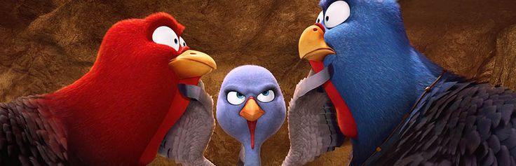 Προσεχώς στις αίθουσες: FREE BIRDS