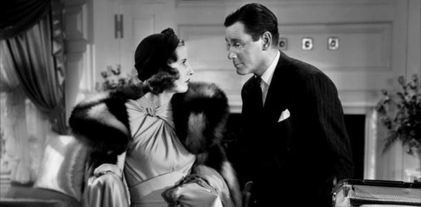 Barbara Stanwyck & Herbert Marshall