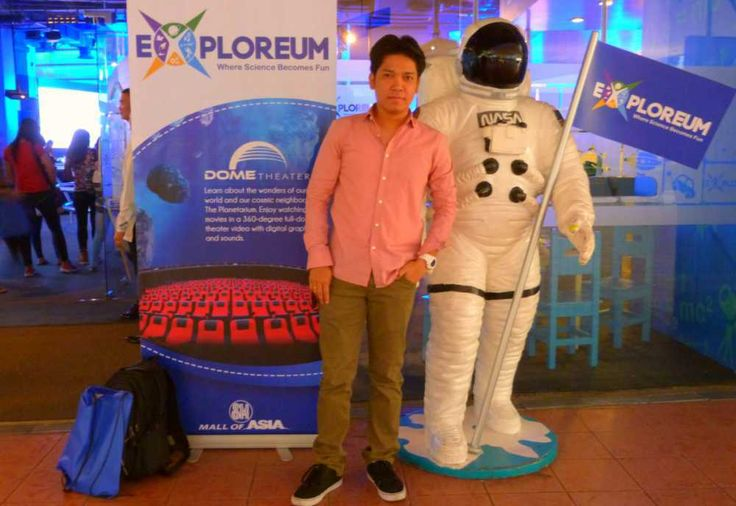Exploring the Newly Renovated Exploreum Edutainment Facility at the SM Mall of Asia