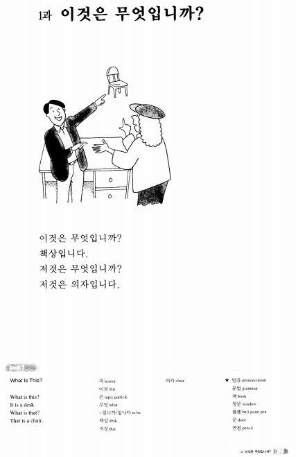 Livro Coreano 1 - Universidade Nacional de Seul 1 O que é ...
