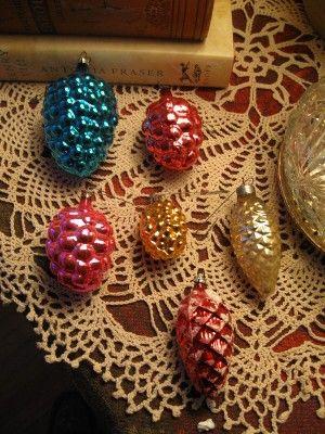 Antique Christmas Decoration