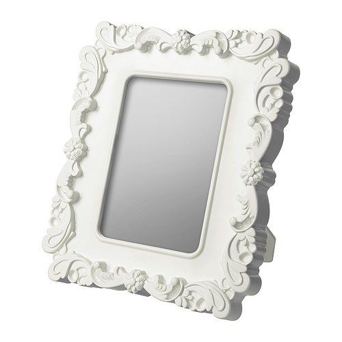 Kvill frame 5x7.  $4.99.  Wall or tabletop, vertical or horizontal. Spray paint in bright colors.