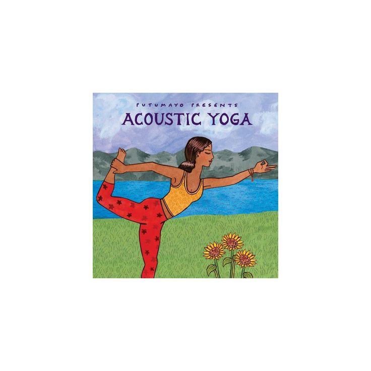 Putumayo Presents - Acoustic Yoga (CD)