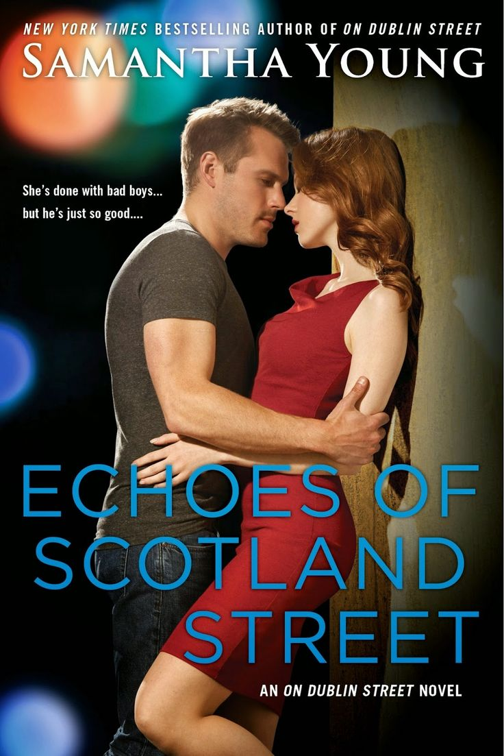 Samantha Young: Echoes Of Scotland Street (shannon & Cole)