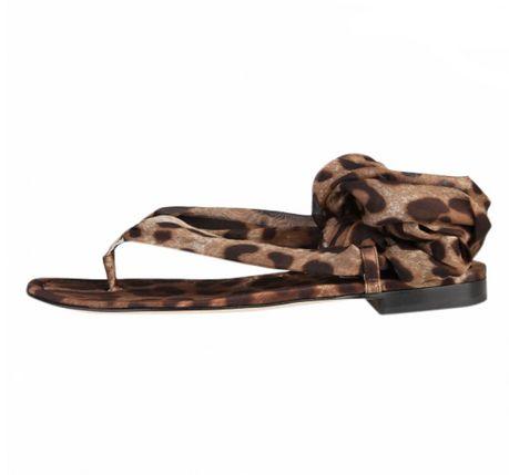 Sandali leopardati D&G Acquistali qui: http://www.savelgo.it/oxygenboutique#!/scarpe/products/scarpedonna/dgsandaloleopardato