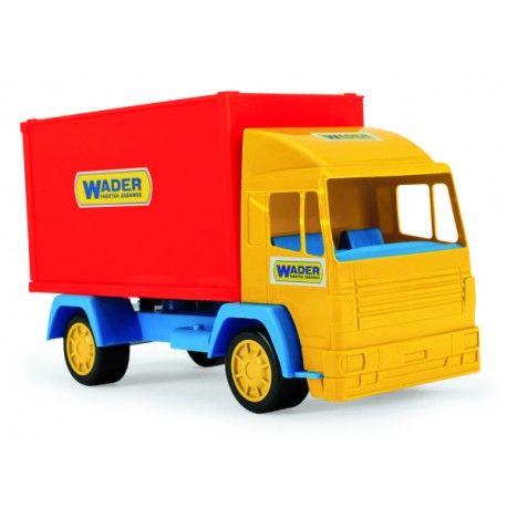 Neosfavoriters mest populära Lastbil säljes just nu med 15 % rabatt och fri frakt. Endast 152 kr.