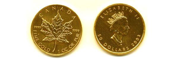 Maple Leaf Münzen Ankauf beim Goldankauf Dresden