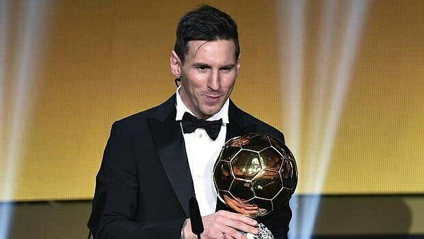 #messi5 ganador del balon de oro por quinta vez el mejor del mundo | meilleur joueur du monde #ballondor | best in the world #fcbarcelona player