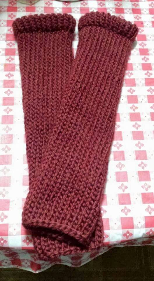 Loom Knitting Pattern For Leg Warmers : 253 best images about LOOM KNITTING on Pinterest Knitting looms, Loom and L...