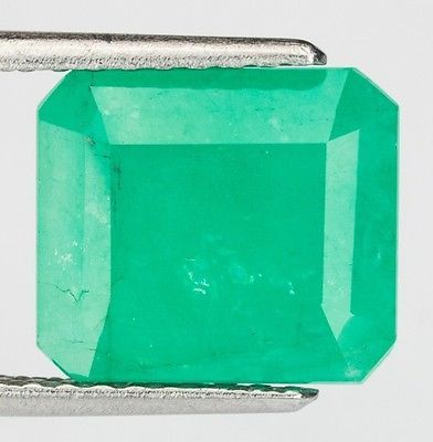 Natural Emeralds 3825: 5.85Ct Natural Emerald Green Color Octagon Shape From Nova Era! -> BUY IT NOW ONLY: $56 on eBay!