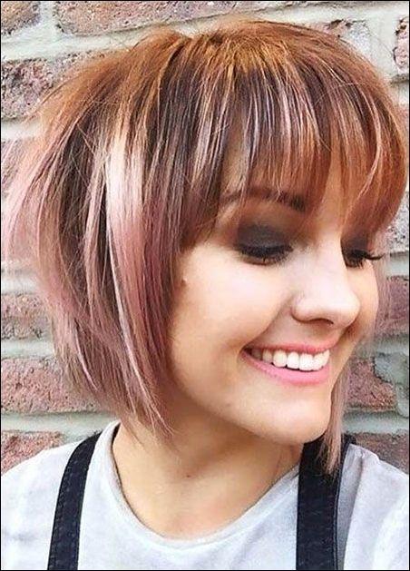 Kurze Haare Bob Pony Teenager Einige In 2019 Frisur