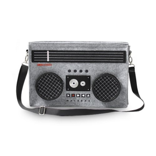 80s Boombox Bag