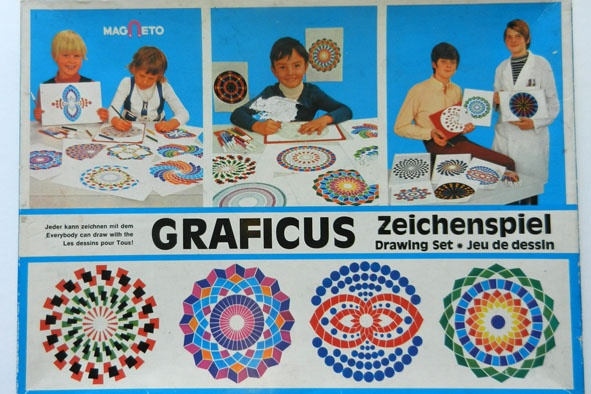 Graficus - Everybody Can draw With The Graficus