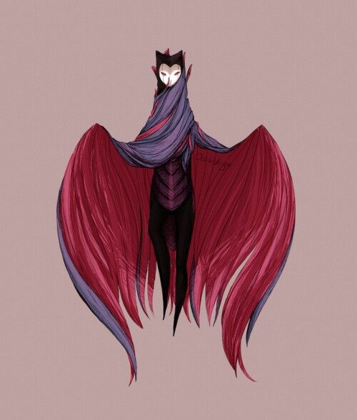 The Phoenix bat was incredible the wings were red and burnt with orange fire