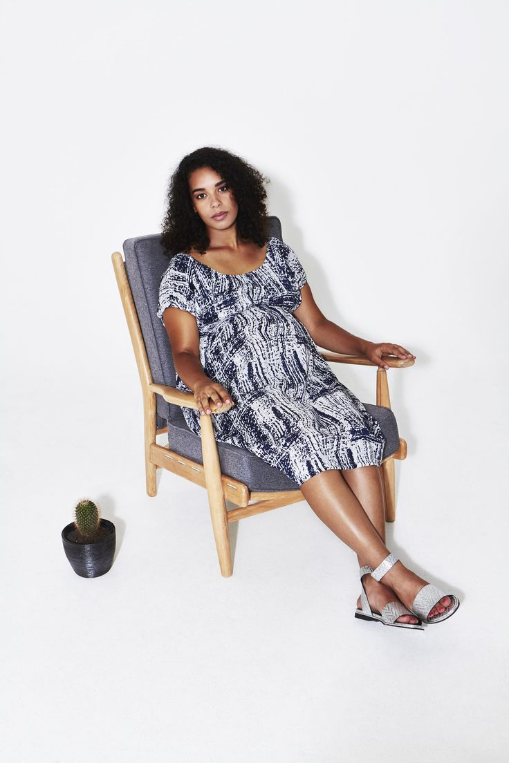Koka Mama Shift Dress