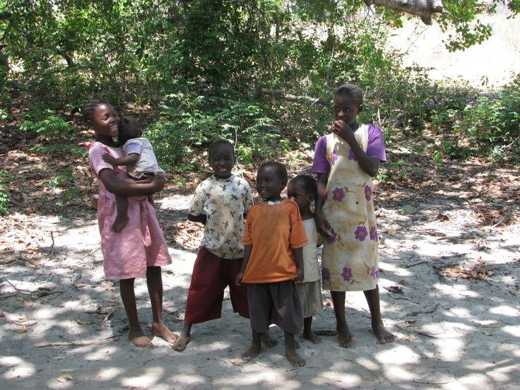 La mia famiglia keniota :-)
