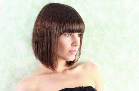 Short Hairstyles With Bangs: 78+ Ideas About Short Hairstyles With Bangs On Pinterest