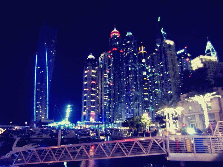 dubai by night | photoshooting Dorin