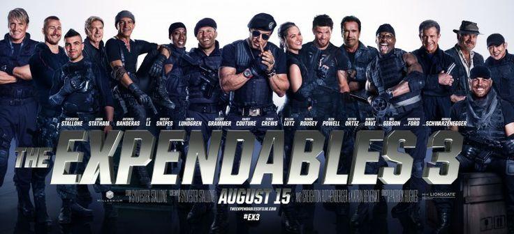 Trailer und Banner zu The Expendables 3 (2014) #theexpendables #expendables #theexpendables3 #expendables3