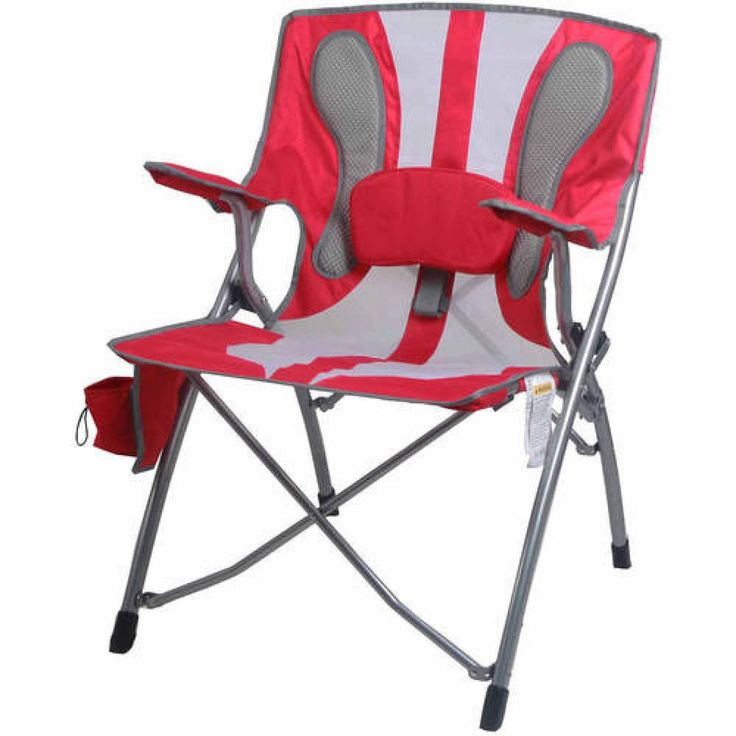 oversized club camp chair 500-lb. capacity