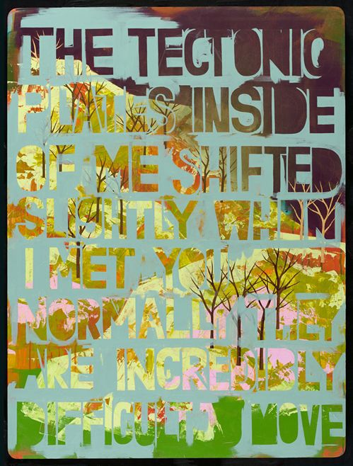 .Plates Inside, Art Director, Techtonics Plates, Art Inspiration, Incredibles Difficult, Tectonics Plates, Plates Tectonics, Seonna Hong, Art Painting