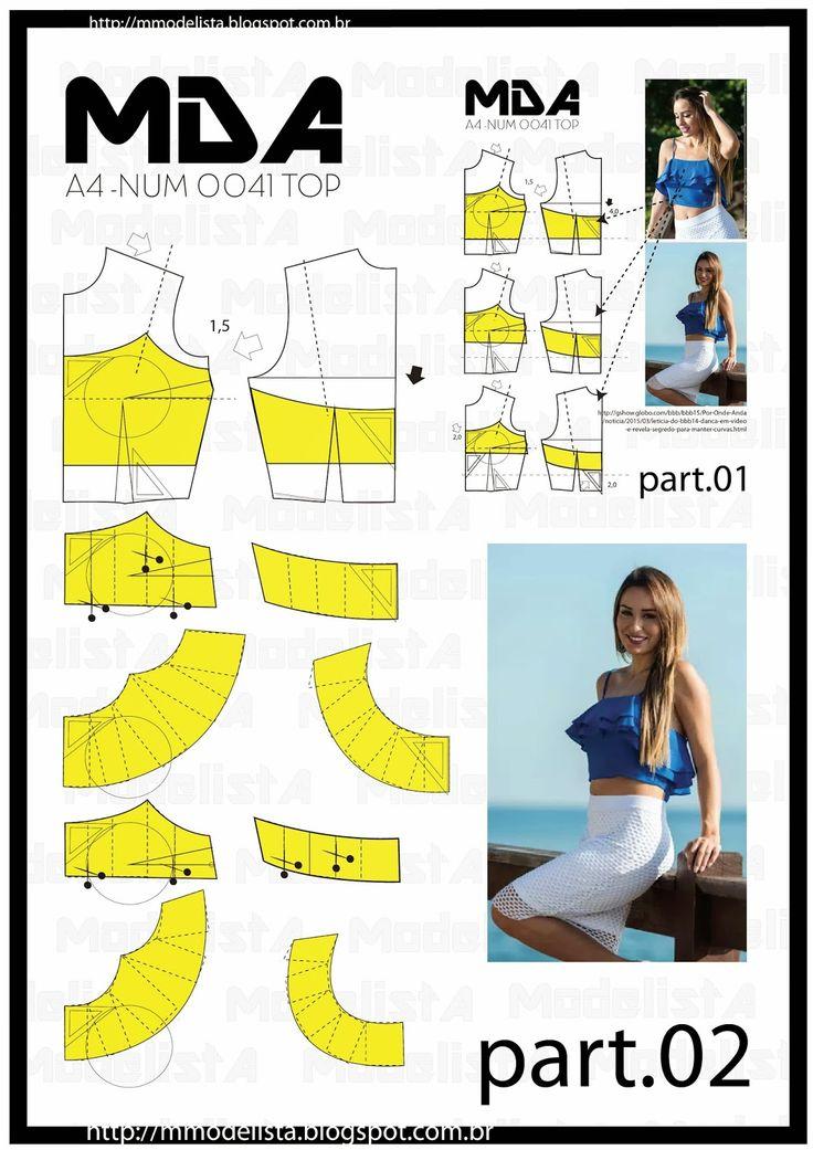 ModelistA: A4 NUM 0041 TOP