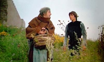what does romeo ask friar laurence to help do