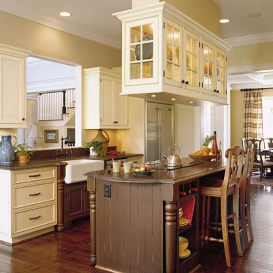 17 best kitchen pass through images on pinterest tables for Anderson kitchen cabinets