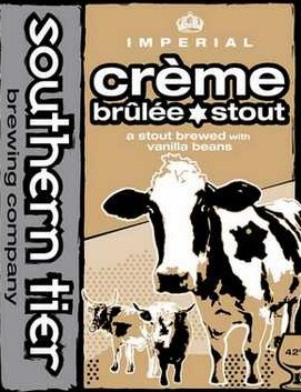 Southern Tier Creme Brulee Stout 22oz
