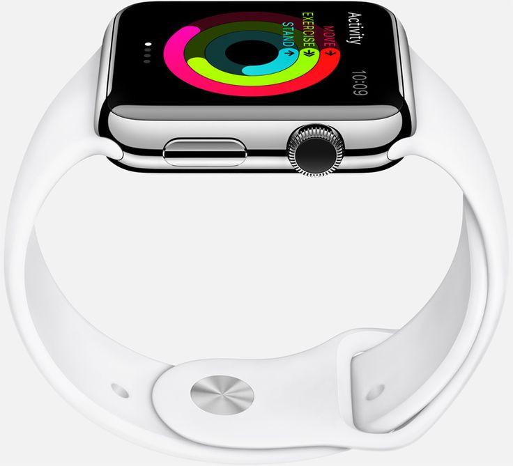 TECNOLOGIA MEDICA - Apple Watch y la salud. El smartwatch de Apple también estará pendiente de tu actividad física (Apple)