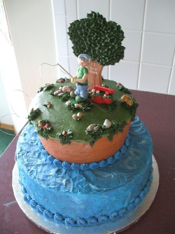 Grandpa+Birthday+Cake grandpas birthday cake?  Cakes  Pinterest