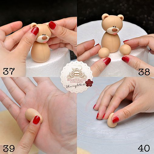 Party Bear Tutorial