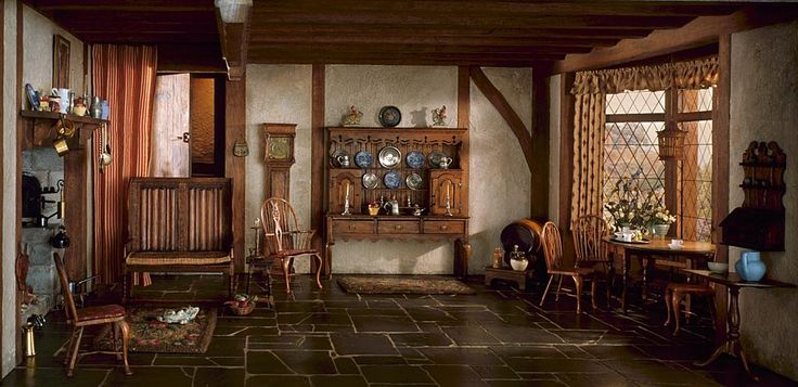 Rooms: 9492 Best Images About Miniature Rooms & Displays On