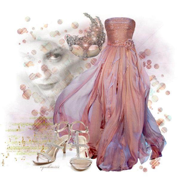 """Masquerade""  ~~  Gorgeous ball gown!!"