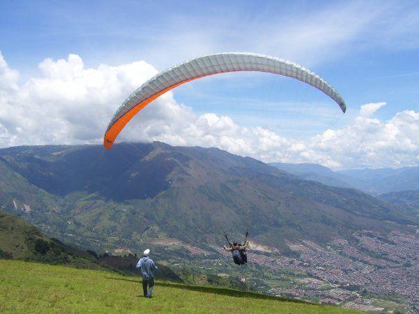 Volando #parapente #fly #BestExperienceEver #Iloveit