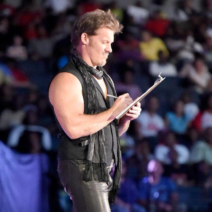 Enzo Amore & Big Cass unterbrechen Chris Jerichos Tirade: Fotos