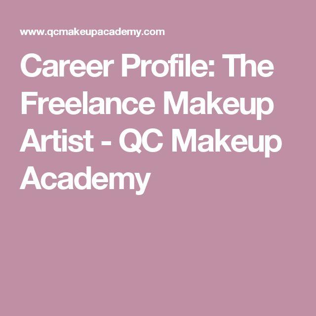 Career Profile: The Freelance Makeup Artist - QC Makeup Academy