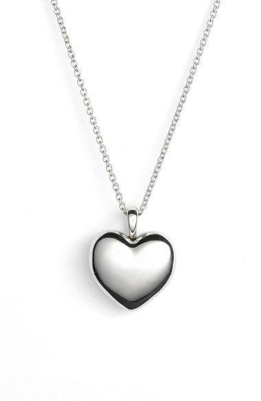 PANDORA 'Love' Heart Locket Necklace      150