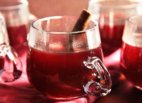 'Smoking Bishop' is a type of mulled wine, punch or wassail. It was especially popular in Victorian England at Christmas time  it appears in Dickens' story A Christmas Carol.   Made from port; red wine; lemons or Seville oranges; sugar  spices such as cloves.The citrus fruit was roasted to caramelize it  the ingredients then warmed together.The name comes from the shape of the traditional bowl, shaped like a bishop's mitre. In this form, it was served in medieval guildhalls  universities.