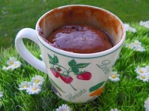 Pour mon Coup de Coeur du dimanche, une recette de Julia Cooking Julia Ingrédients : 100 g de chocolat au lait 50 g de beurre 30 g de sucre 2 petits œufs 50 g de farine 1 c. à c. de levure chimique 1 pincée de sel Préparation : Dans le bol, casser le...
