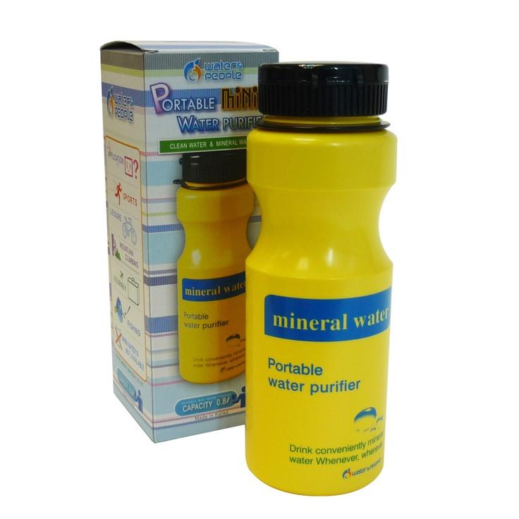 LOTUSmart - Portable Mini Water Purifier 手提式戶外水淨化器, HK$ 208.0 (http://www.lotusmart.com/portable-mini-water-purifier/)