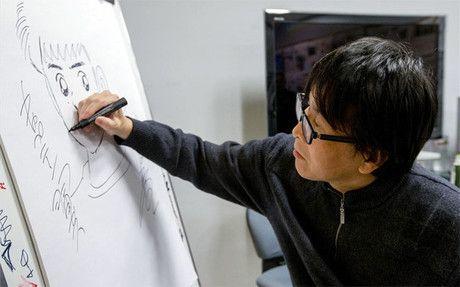 Quieres ganar un lienzo original de Oliver Atom dibujado por su creador Yoichi Takahashi?