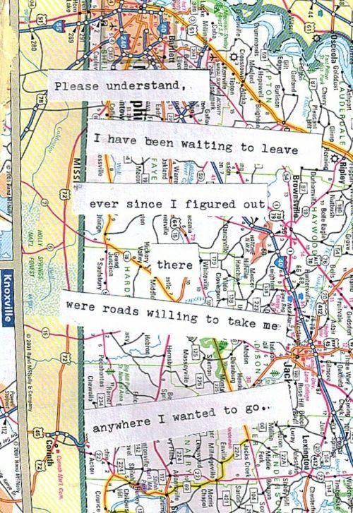 Wanderlust: Please understand.