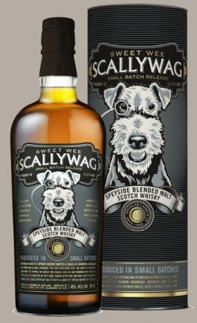Scallywag Wire Fox Terrier Whiskey
