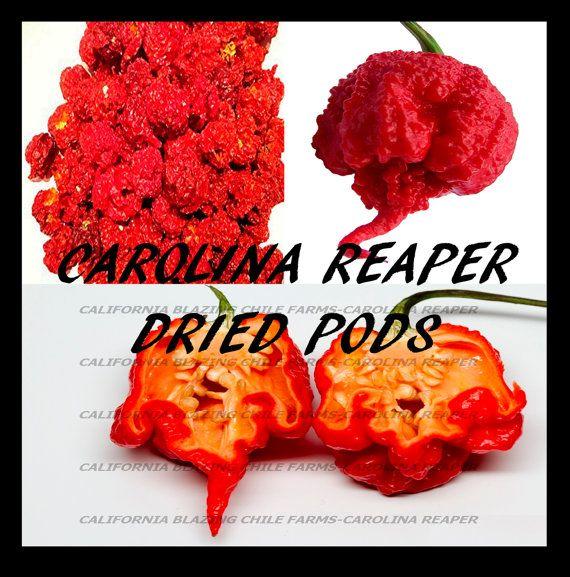 Whole Foods Carolina Reaper