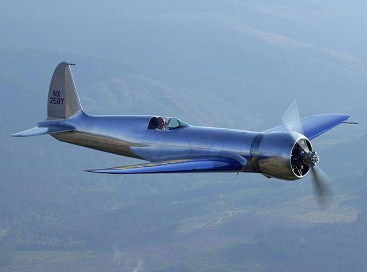 Hughes H-1 Racer, 1935