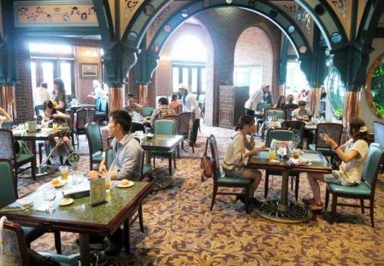 One Piece Restaurant 01 in Japan