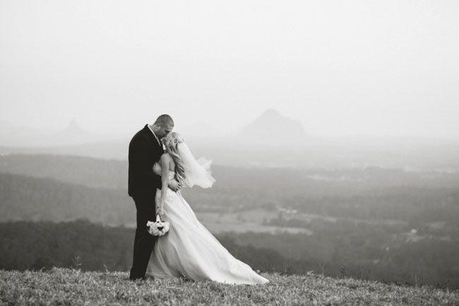 The Prettiest of Maleny Wedding Days   The Brides Tree - Sunshine Coast Wedding. Photography by Artography.