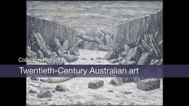 Peter Booth 'Untitled'  1999 by National Gallery of Australia. Peter Booth